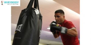 10-Punching-bag-and-gloves