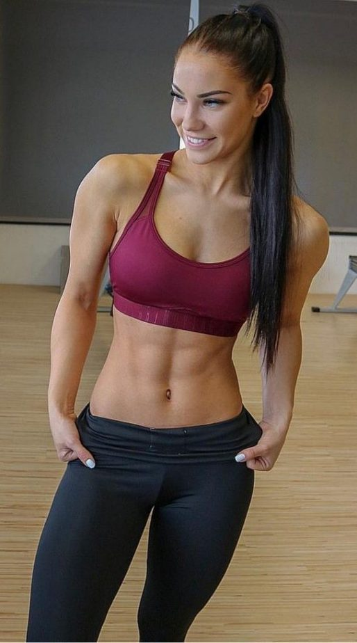 Being Consistent Is the Key to Six Pack Abs