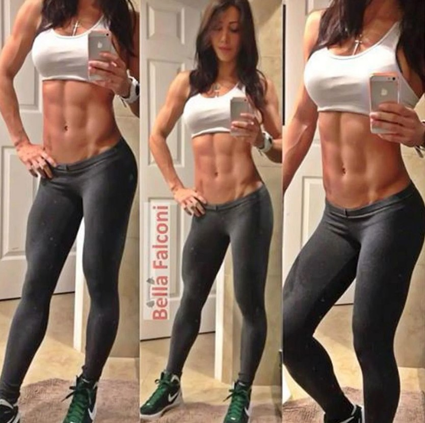 Increase Cardio to Tone Your Abs