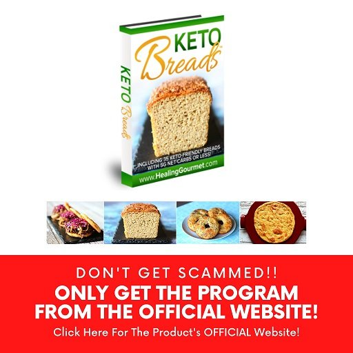 Keto Breads Review warning