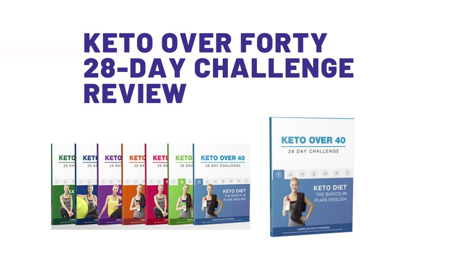 Keto Over Forty 28-Day Challenge review