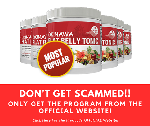Okinawa Flat Belly Tonic Review new