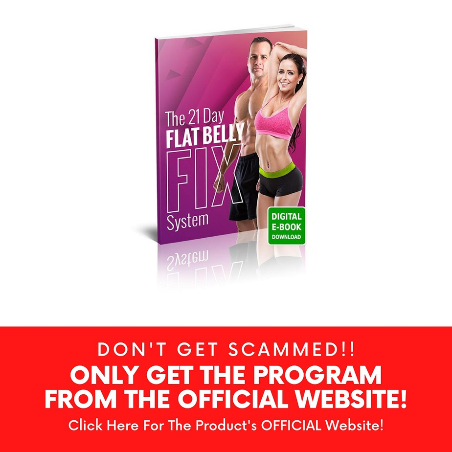 The Flat Belly Fix review waring