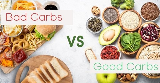 How many carbs can you eat on a keto diet Good-Carbs-vs-Bad-Carbs-1 - Copy