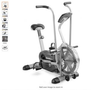 Best Spin Bikes Under 500 11 Marcy upright exercise bike