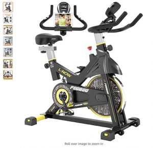 Best Spin Bikes Under 500 2 Pooboo indoor cycling bike