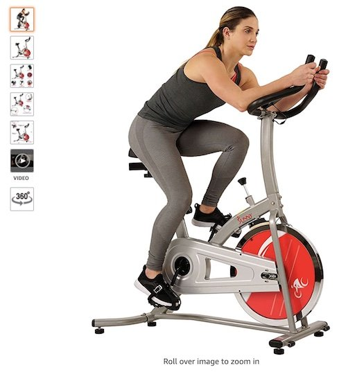 Best Spin Bikes Under $1000 10 Sunny and health fitness indoor cycling bike