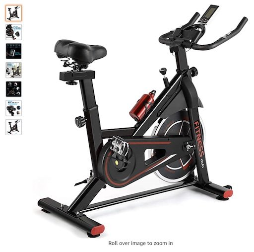 Best Spin Bikes Under $1000 7 Fitness club exercise bike