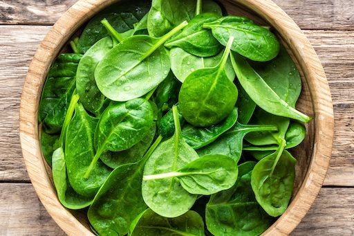 Can You Eat Spinach On Keto 1 copy