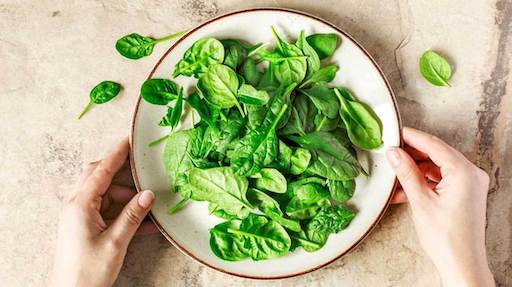 Can You Eat Spinach On Keto 2 copy