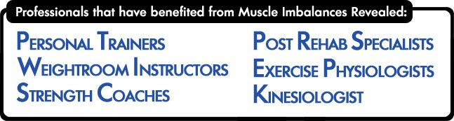 muscle imbalances revealed review 8