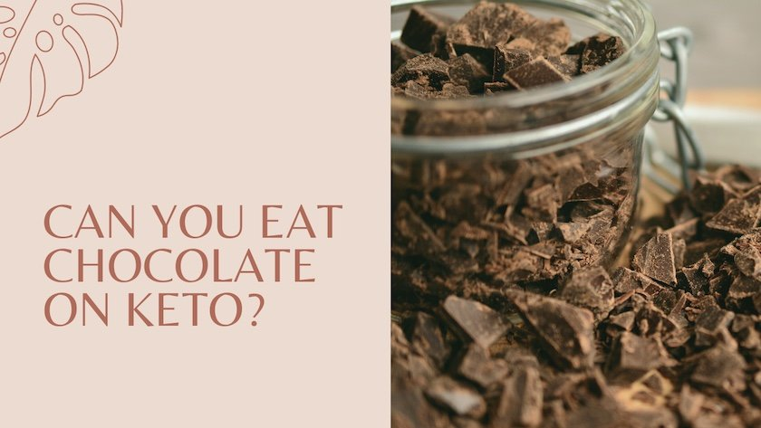 Can You Eat Chocolate On Keto_
