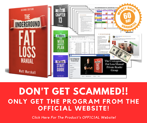 The Underground Fat Loss Manual Review 0 (1)