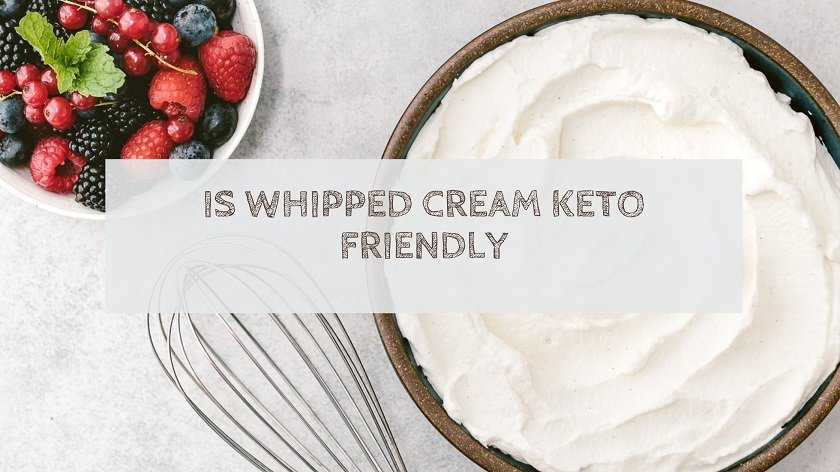 Is-Whipped-Cream-Keto-Friendly