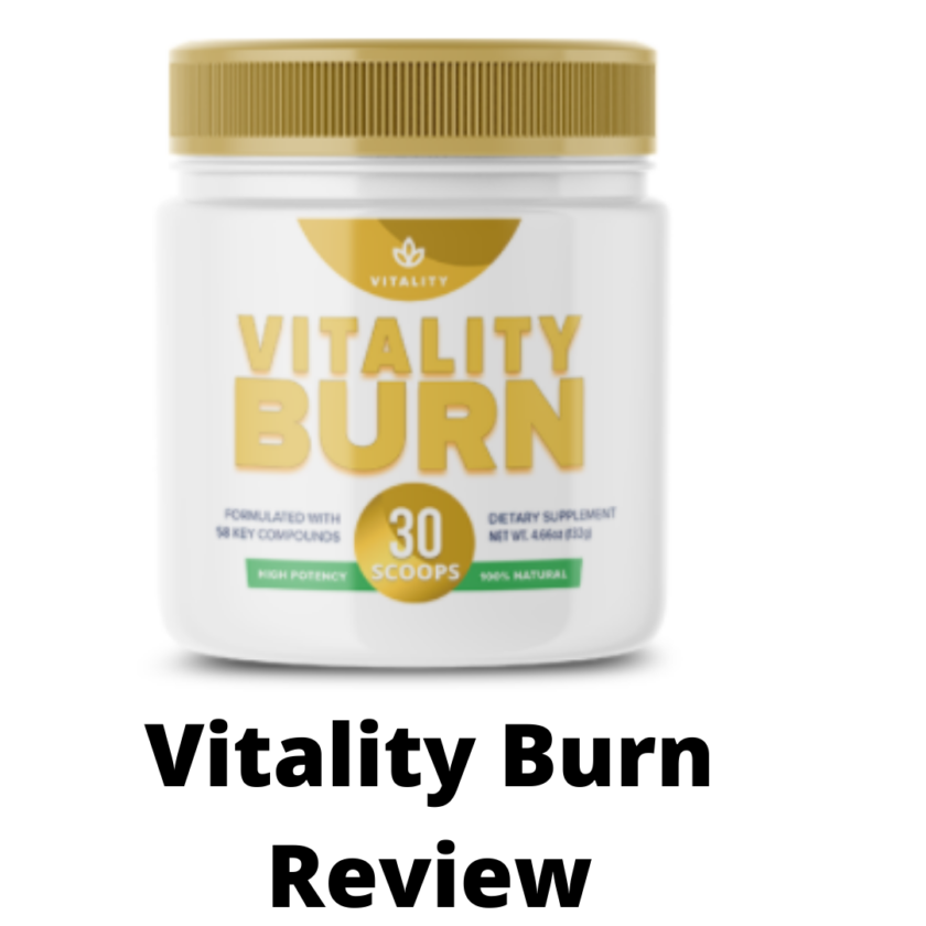 Vitality Burn Review: Is it really work?